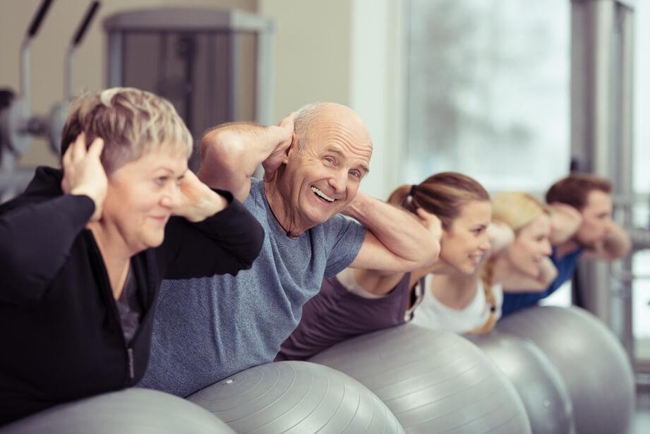 Sportas – vienas laiptelis sveikatos link
