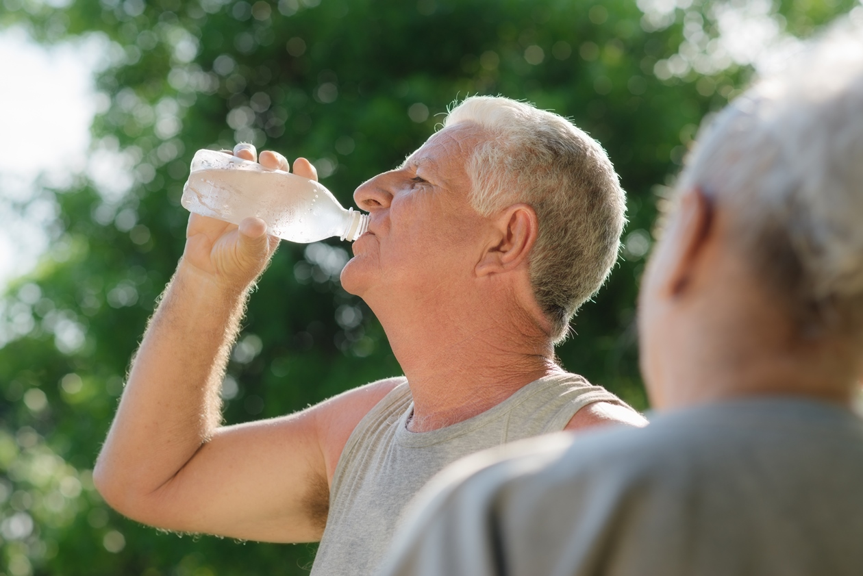 Ar švarų vandenį naudojate?