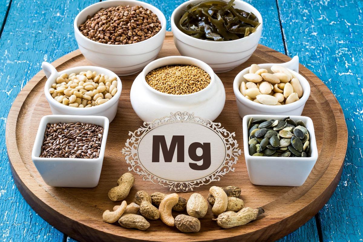 Magnis – svarbiausias organizmo mineralų