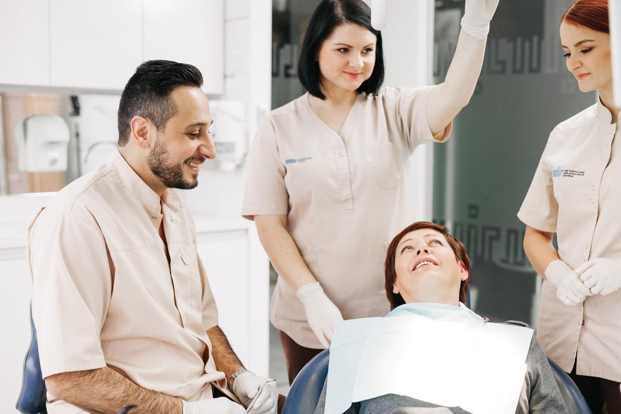Valstybė skyrė daugiau lėšų dantų protezavimui