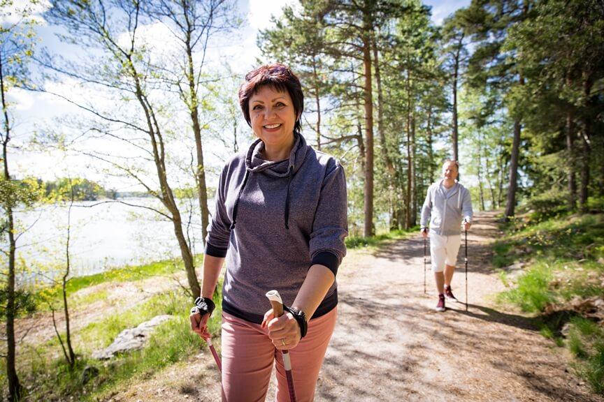 Nemokama mankšta Vilniaus parkuose