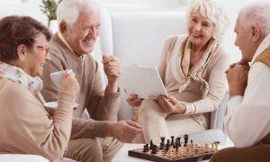 ORŪS NAMAI: naujas senjorų gyvenimo modelis