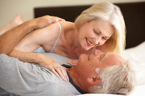 seksas vyresniame amžiuje