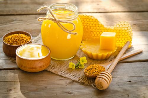 bičių produktai
