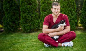 Pauliaus Morkūno pašaukimas – veterinarija