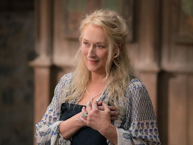 5 įkvepiantys M. Streep gyvenimo principai
