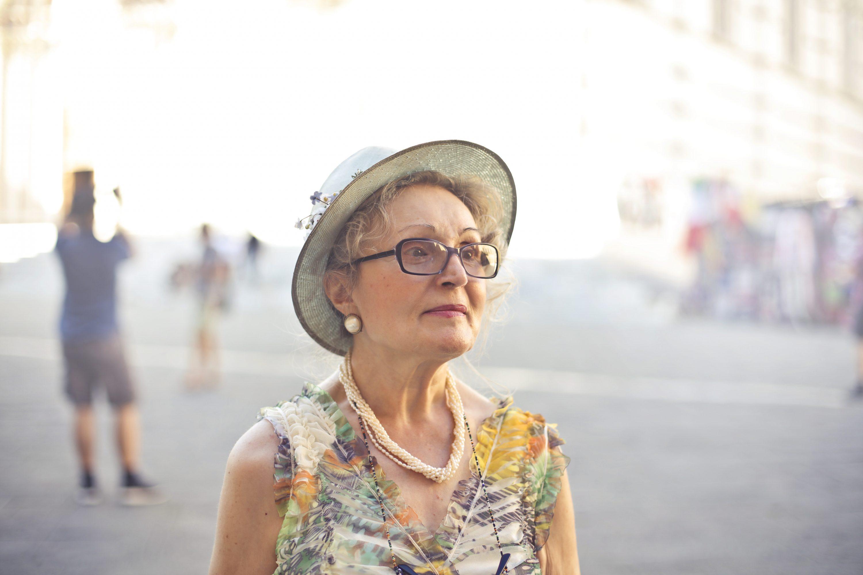senjorė