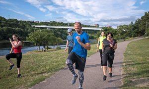 Svarbiausi sveikatinančio ėjimo principai