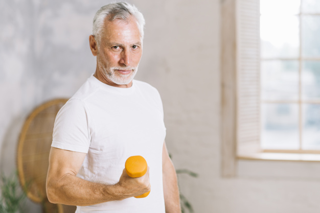Siekiantiems kokybiškos senatvės