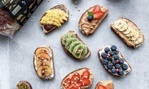 Ką skanaus, sveiko pasigaminti su šviesia duona?