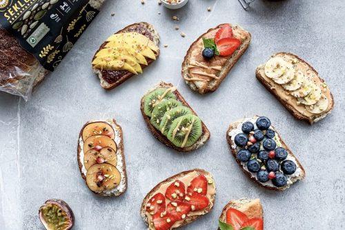 duonos gaminiai
