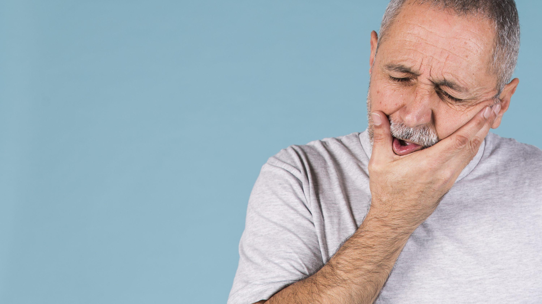 danties skausmas
