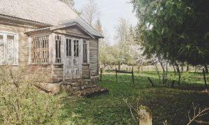 Žemėlapyje raskite protėvių namus