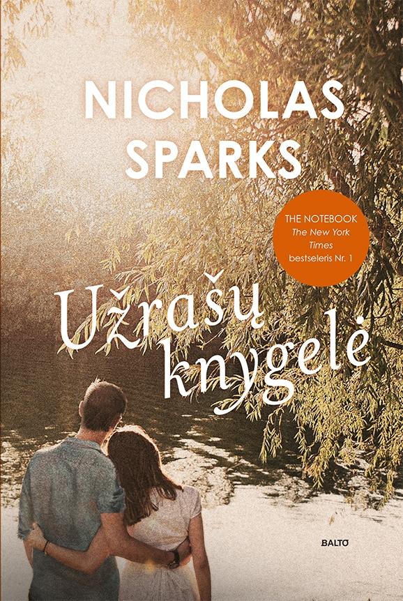 Meilės istorijų karalius Nicholas Sparksas