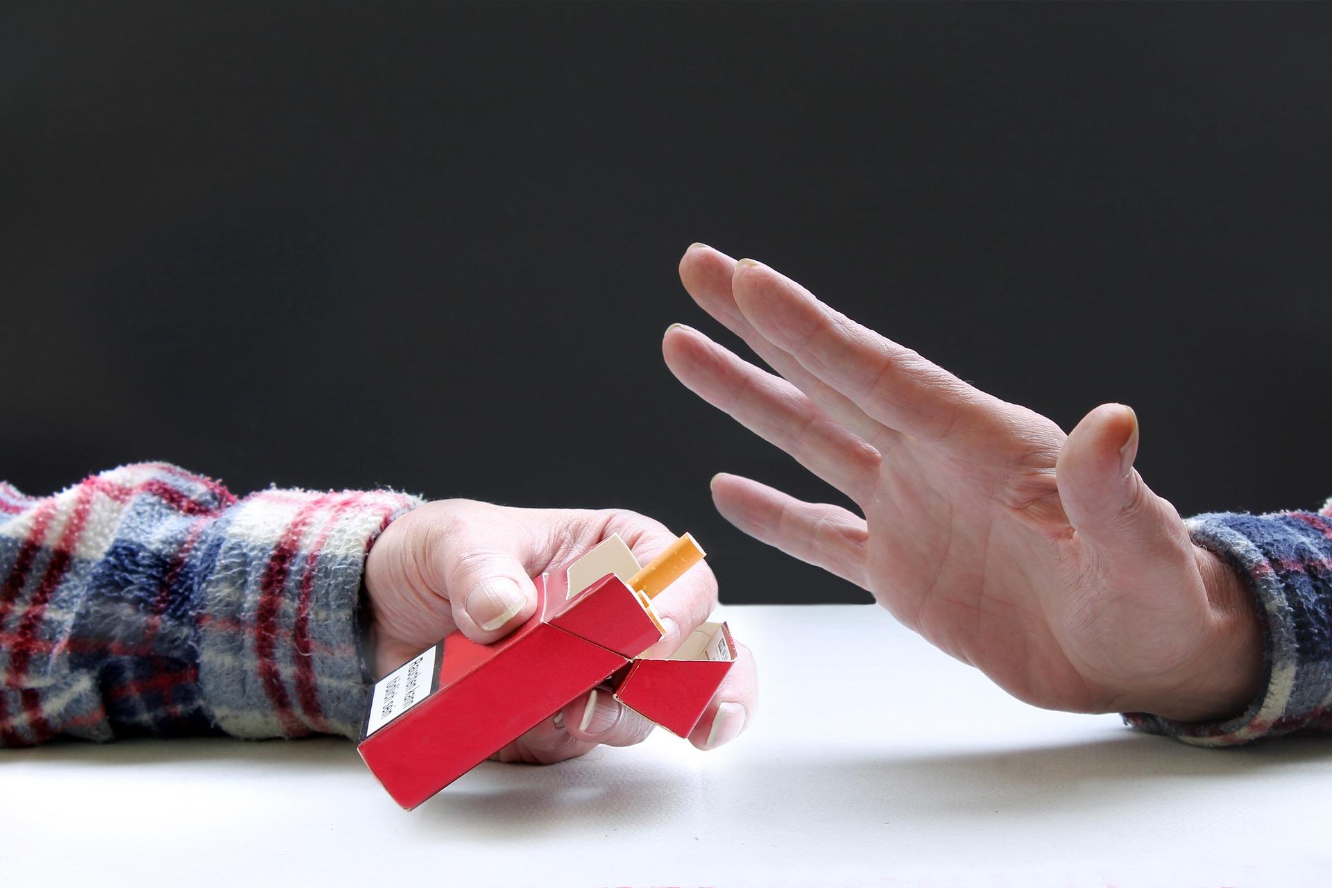 Ne – rūkymui!
