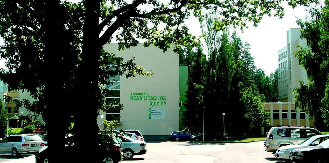 Abromiškių reabilitacijos ligonin