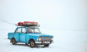 Vairavimas šaltuoju sezonu