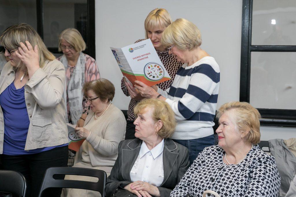 Vilnius – draugiškas senatvei
