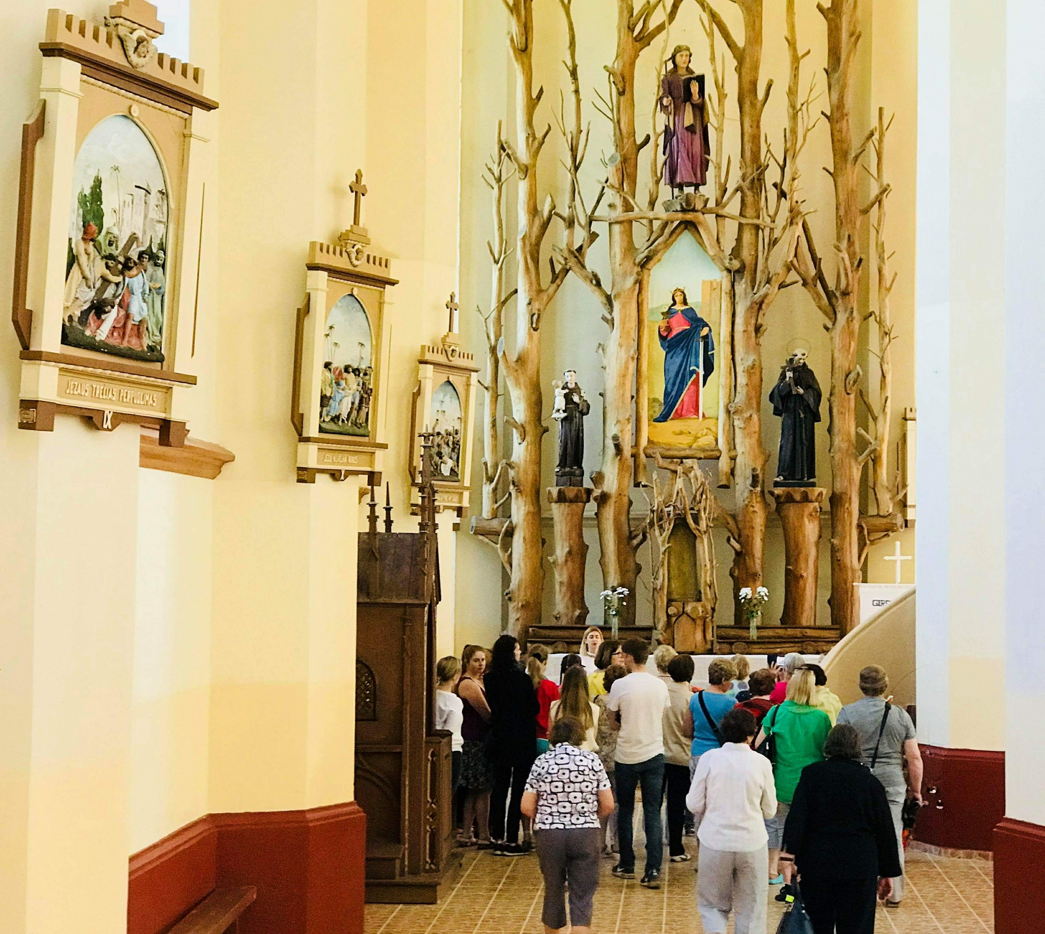 Girdiškės bažnyčia
