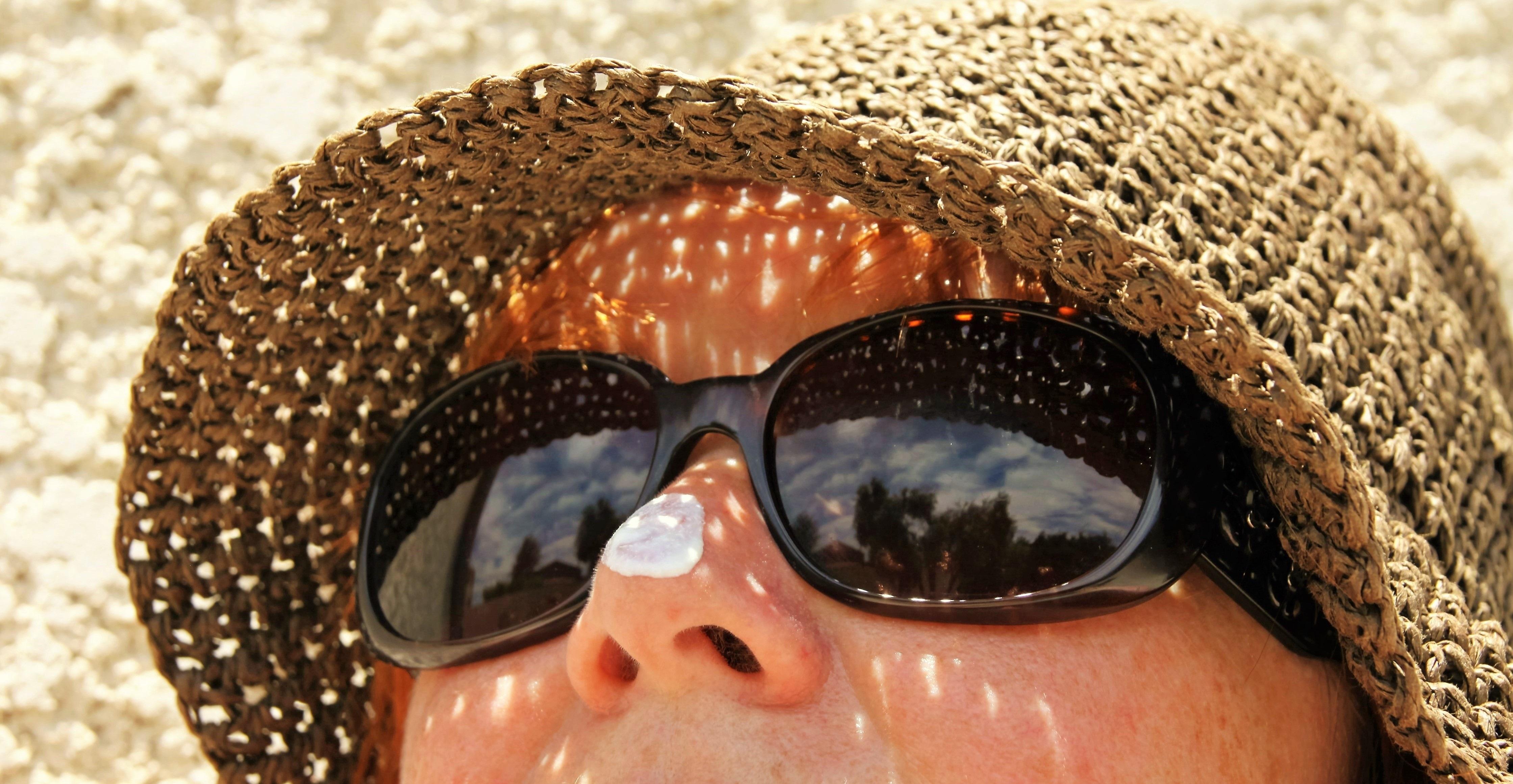 Odos, plaukų priežiūra vasarą