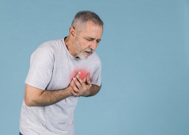 Kaitra – stiprus miokardo infarkto veiksnys