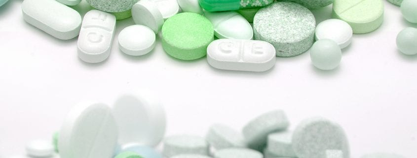 kompensuojami vaistai