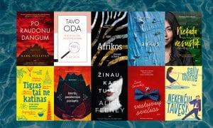 Knygos – vasaros naujienos