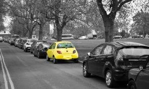 Ar tinkamai parkuojate automobilį?
