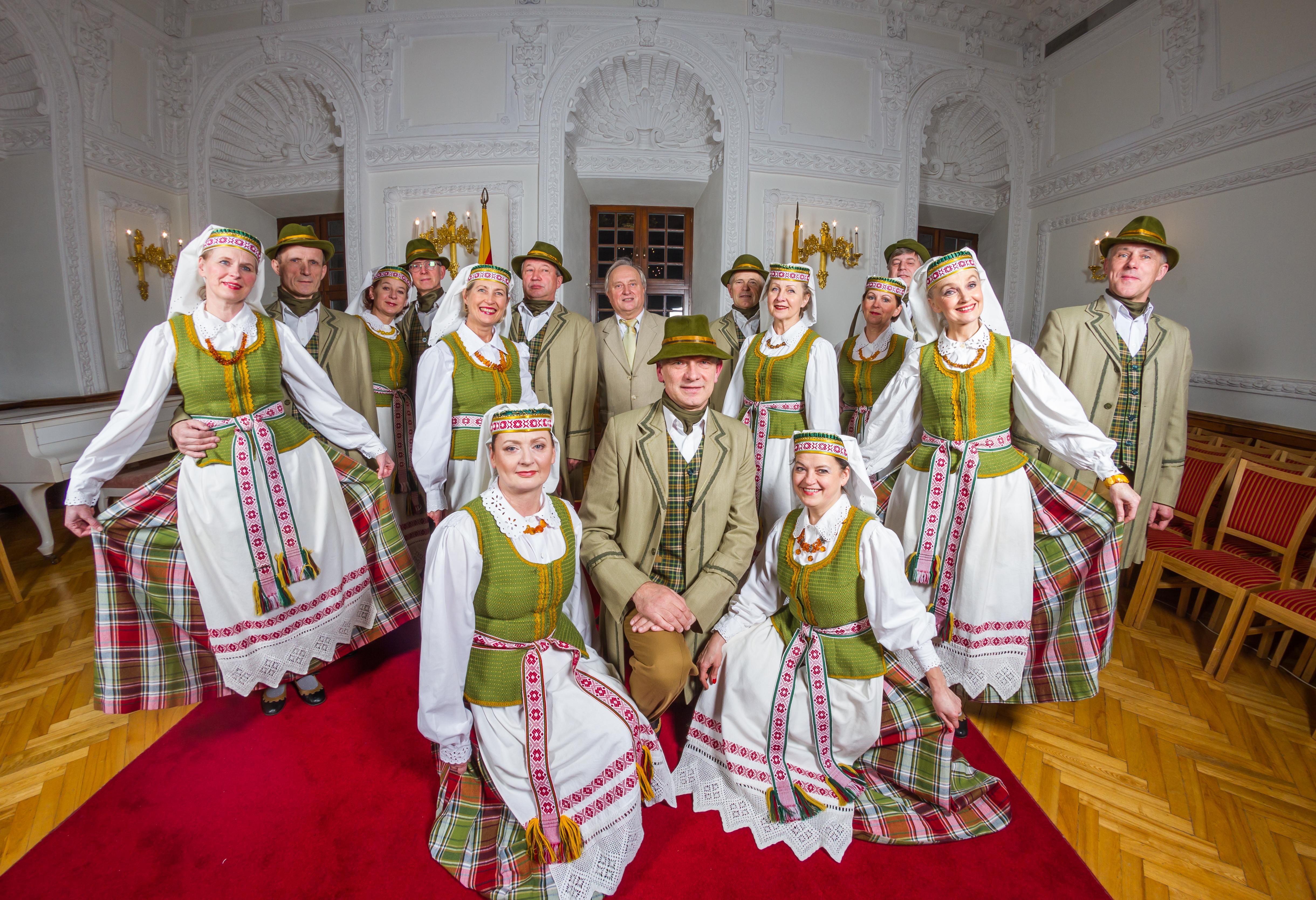 Visa Lietuva šoka