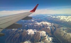Nepagrįstos baimės dėl skrydžio