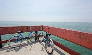 Kaip apsisaugoti važiuojant dviračiu?
