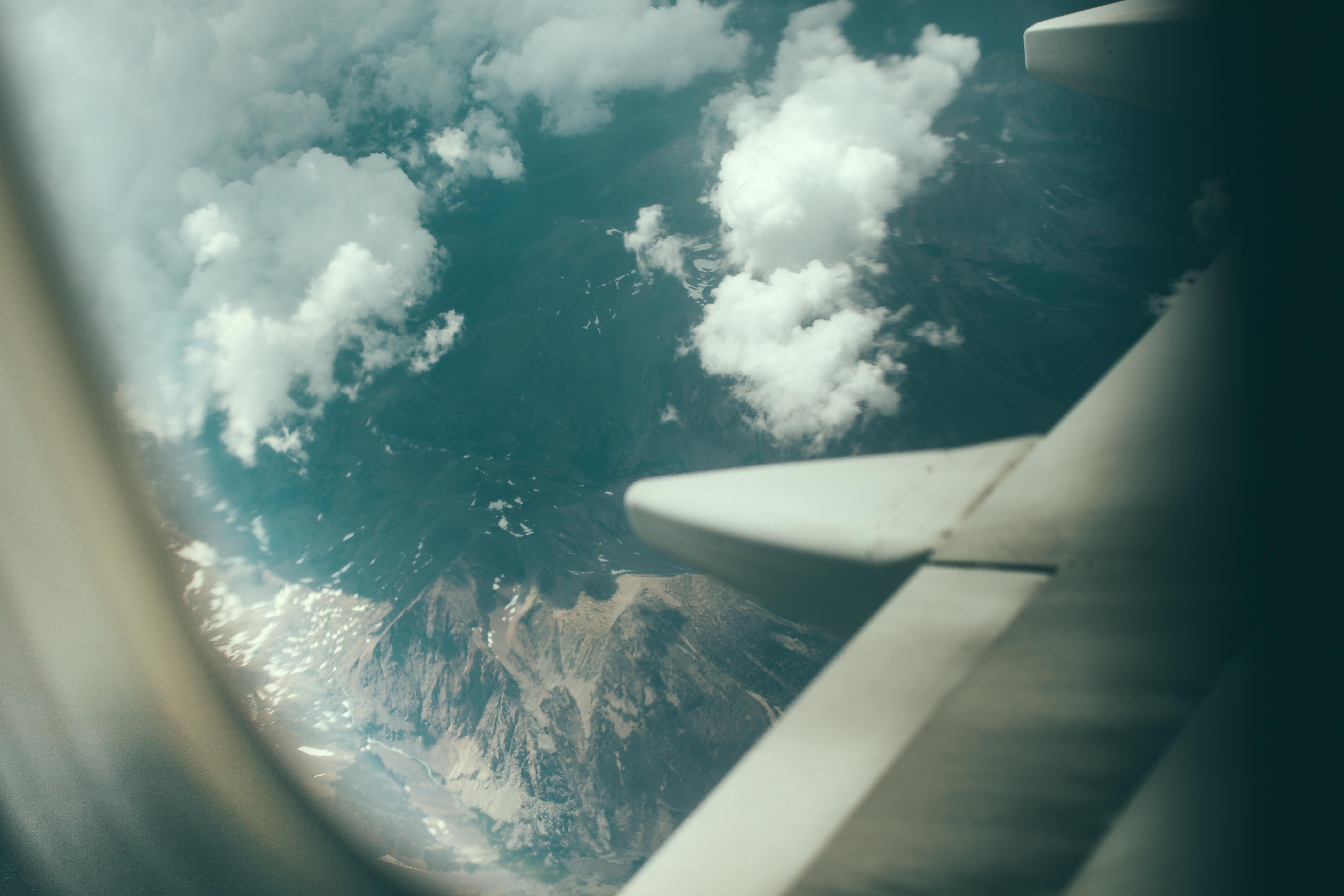 Apie maistą lėktuvuose