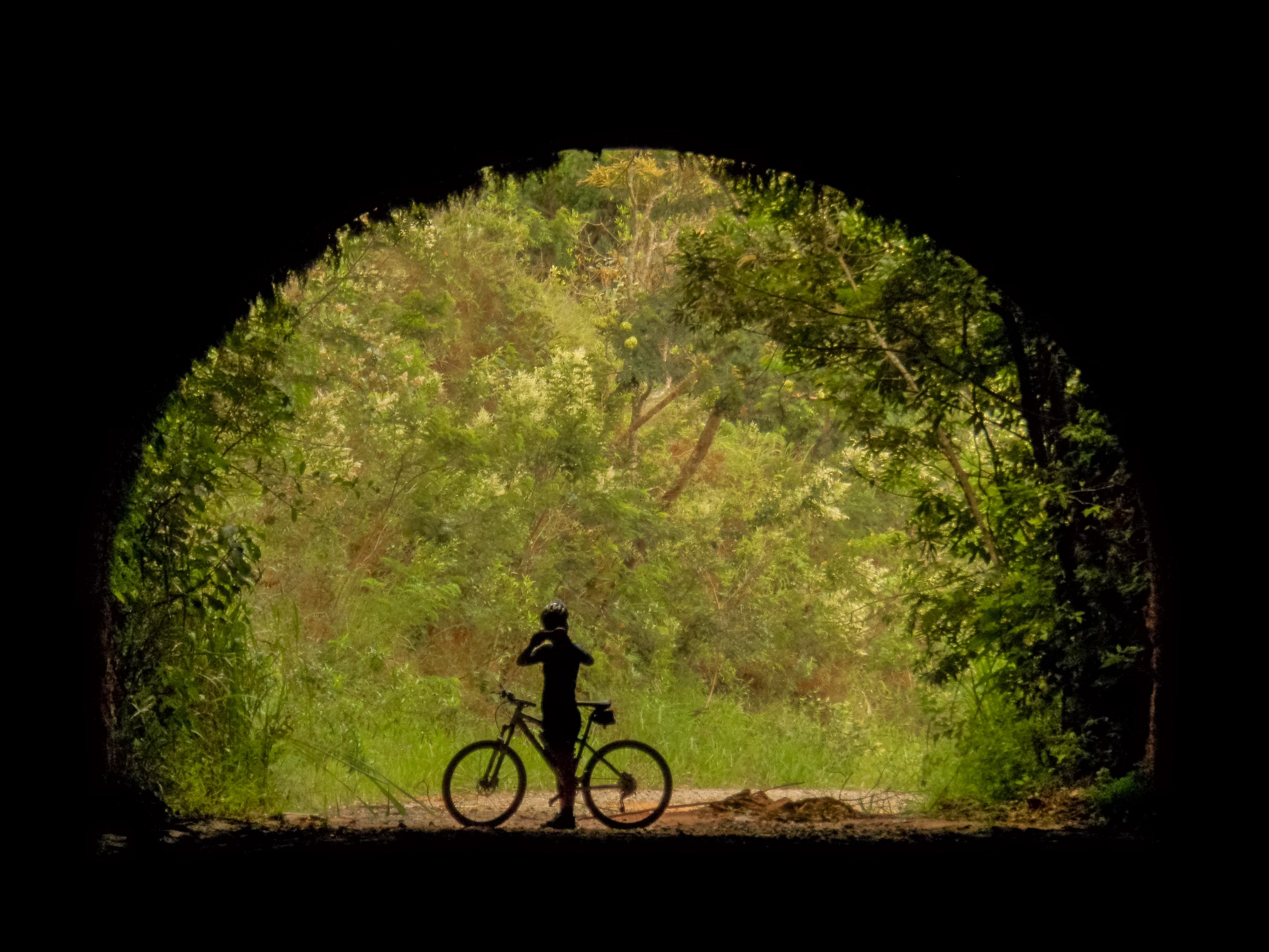 Išbandykite naujus dviračių takus!