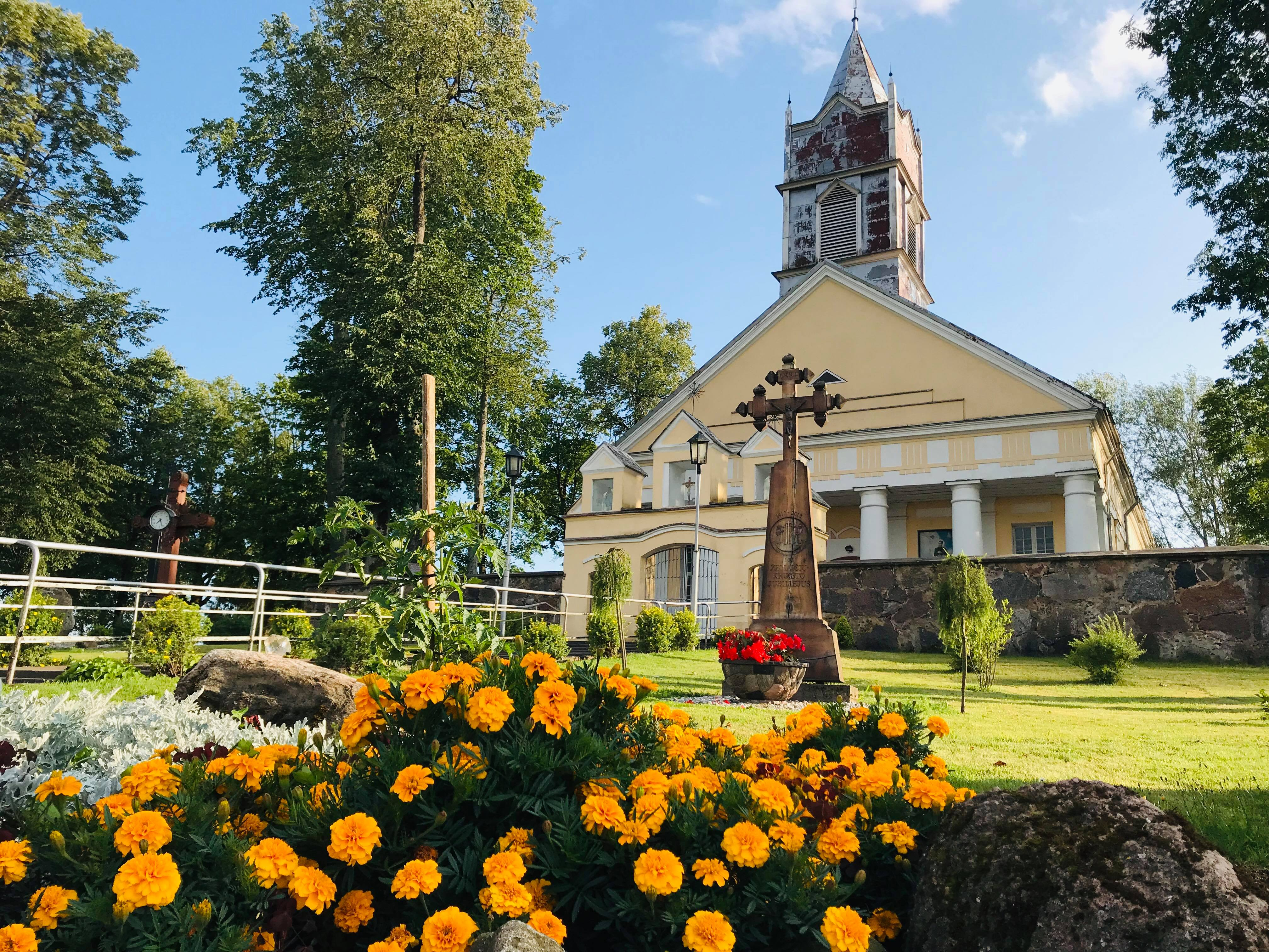 Pajūrio bažnyčia