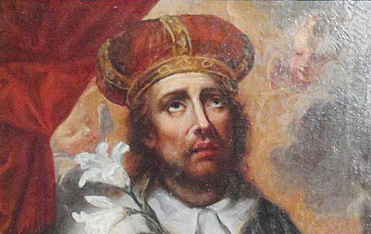 Dovana – Lietuvos globėjo šv. Kazimiero paveikslas