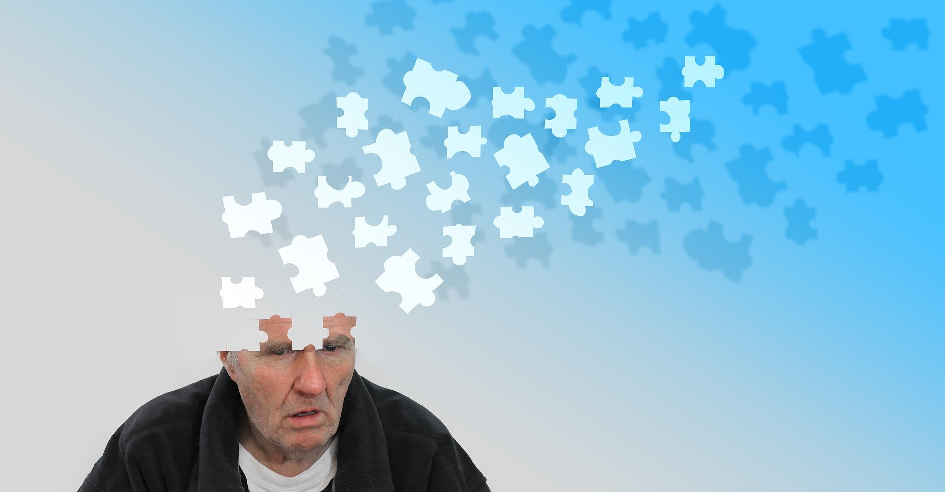 atminties sutrikimai