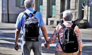 Daugėja keliaujančių senjorų