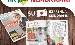 IKI – nauji žurnalo 60+ namai!