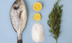 Skaniai ir greitai paruošta žuvis