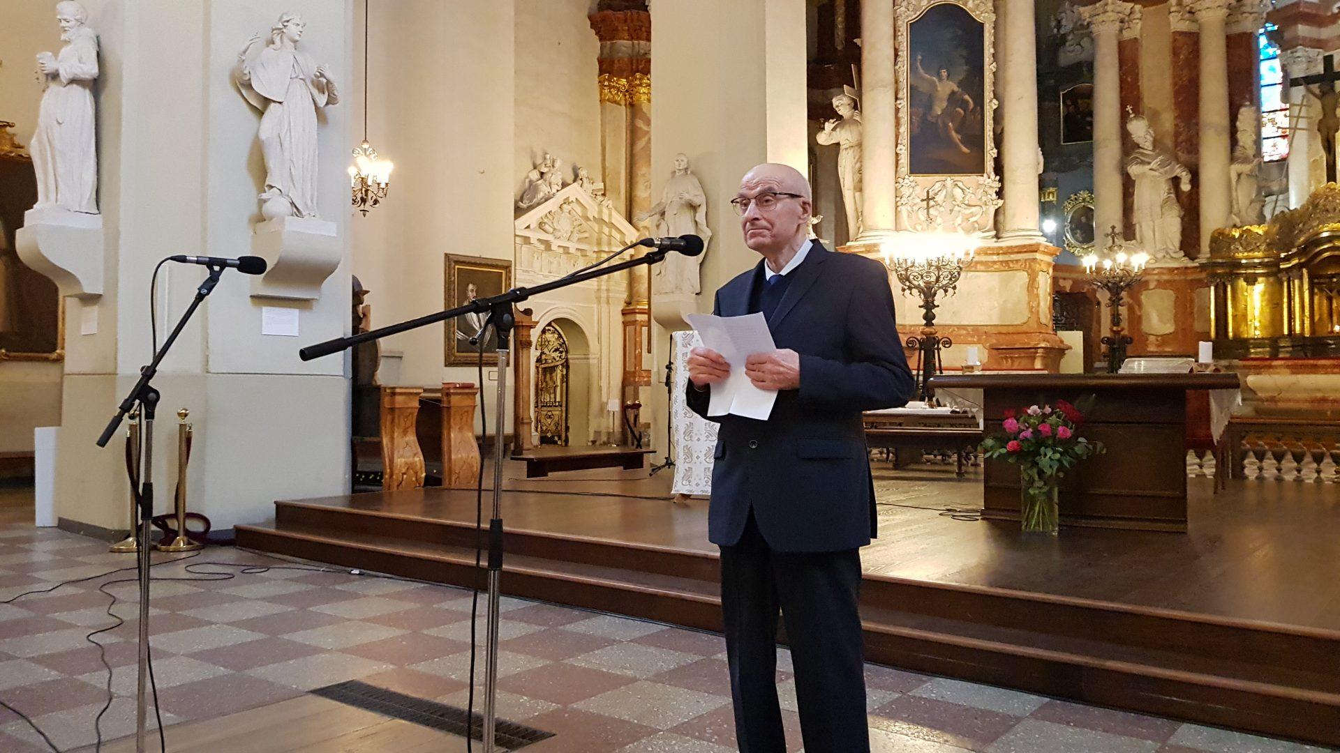 Prof. V.Sirvydis