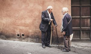 Plėtos geriatrijos paslaugas