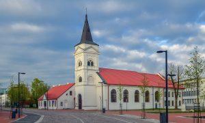 Kaip elgtis bažnyčioje per epidemiją?