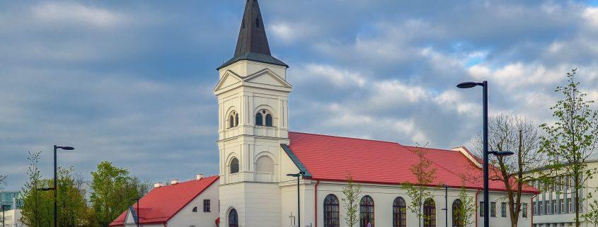 Marijampolės Evangelikų bažnyčia