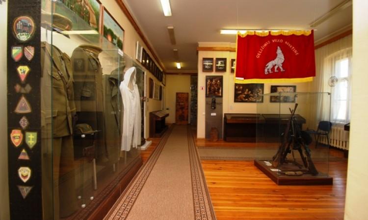 Marijampolės Tauro apygardos partizanų ir tremties muziejus