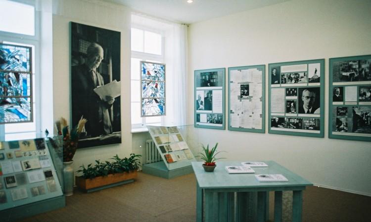 Marijampolės V. Mykolaičio-Putino memorialinis muziejus