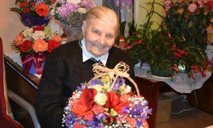 Šimtametė iš Varėnos rajono