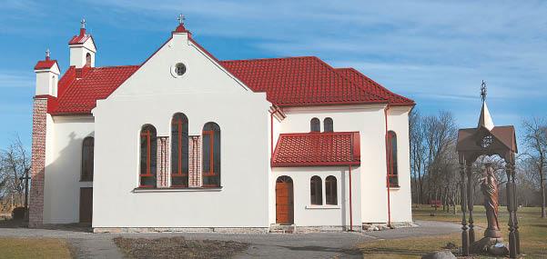 skardupių bažnyčia