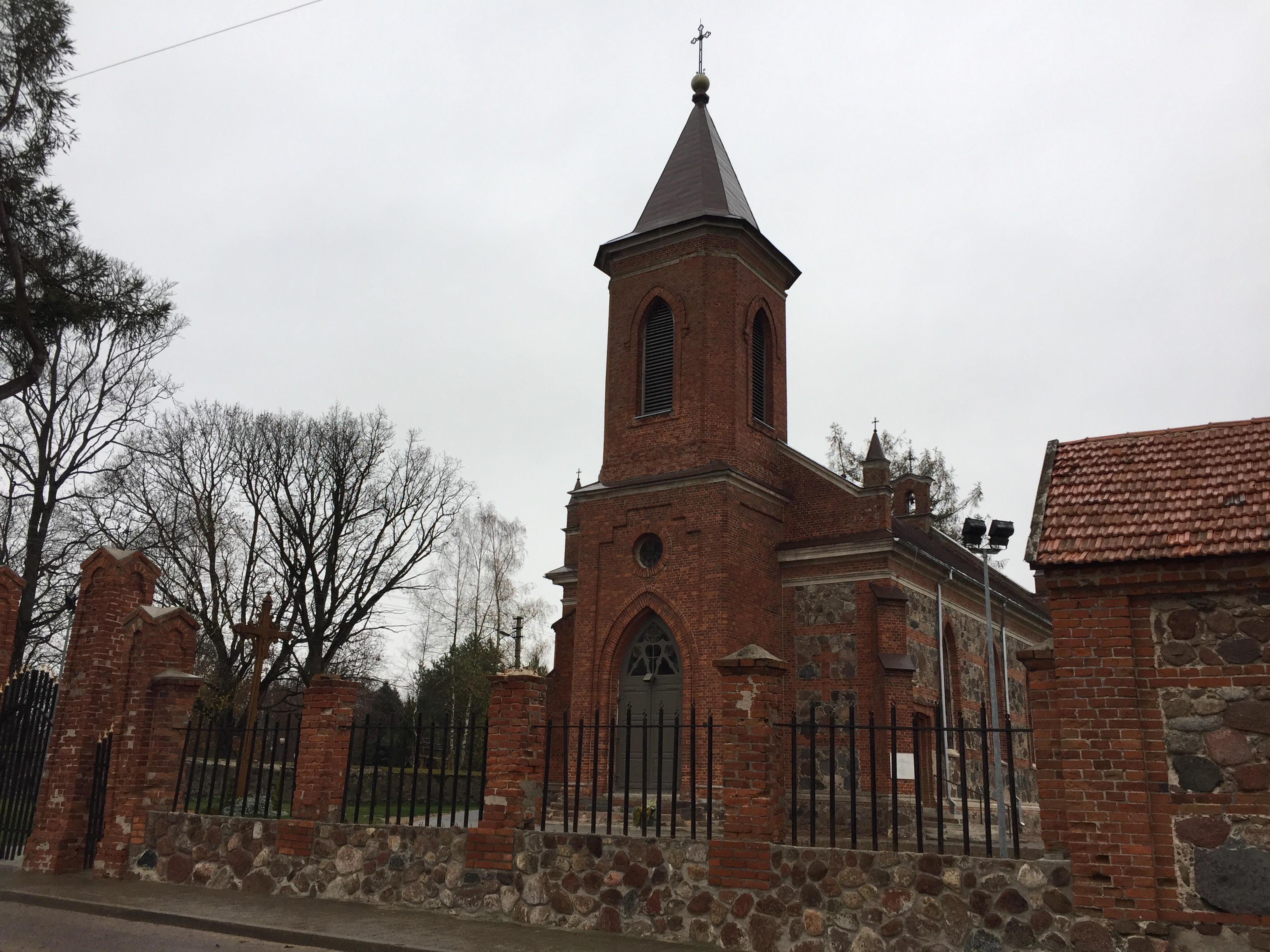 Šunskų bažnyčia