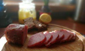 Šaldytuve vytinta mėsytė