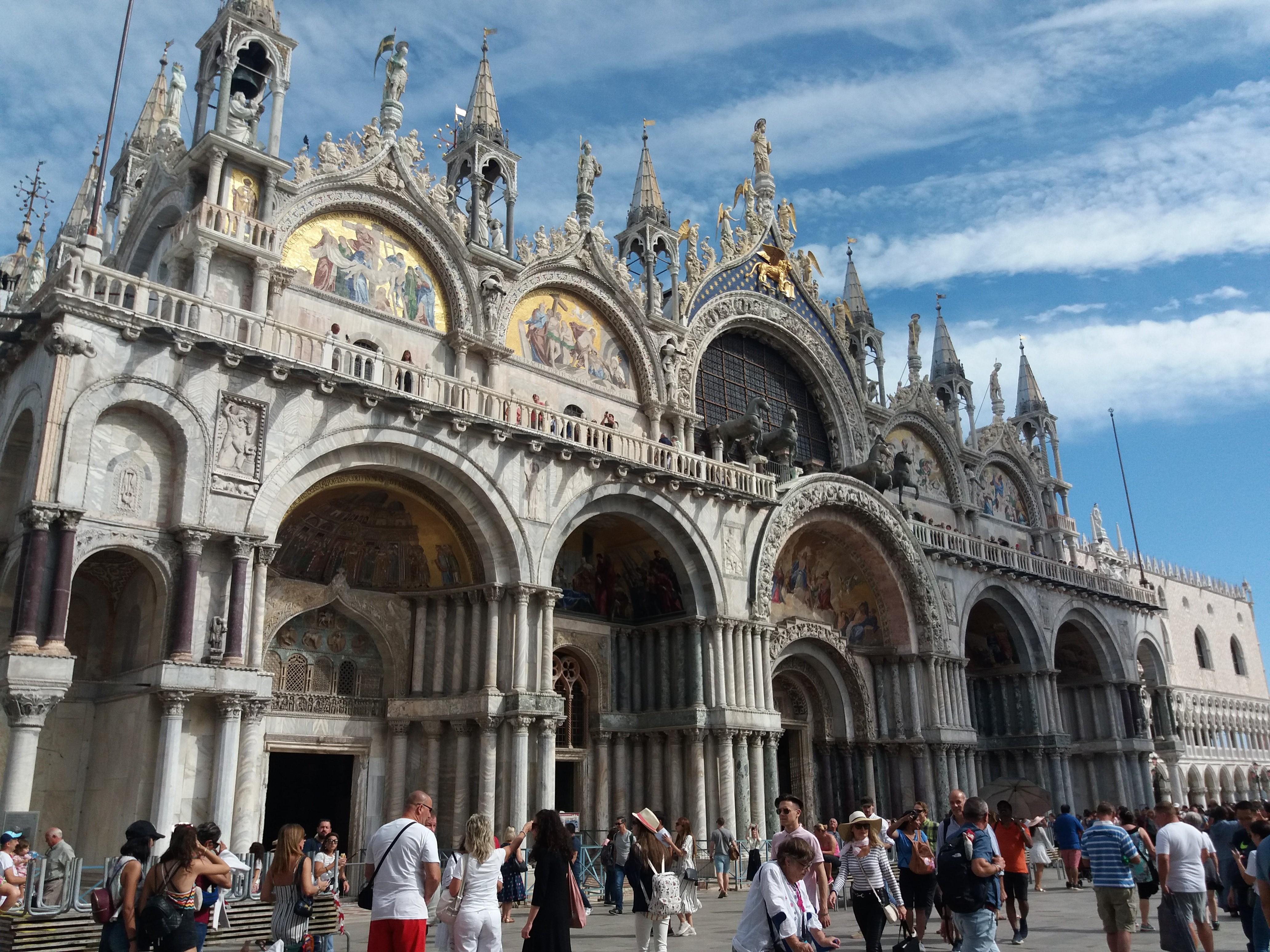 Šv. Morkaus bazilika, Venecija